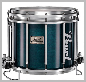 snare trống pearl