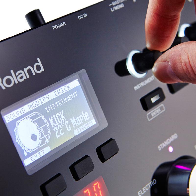 Có nên mua trống điện ROLAND TD-25