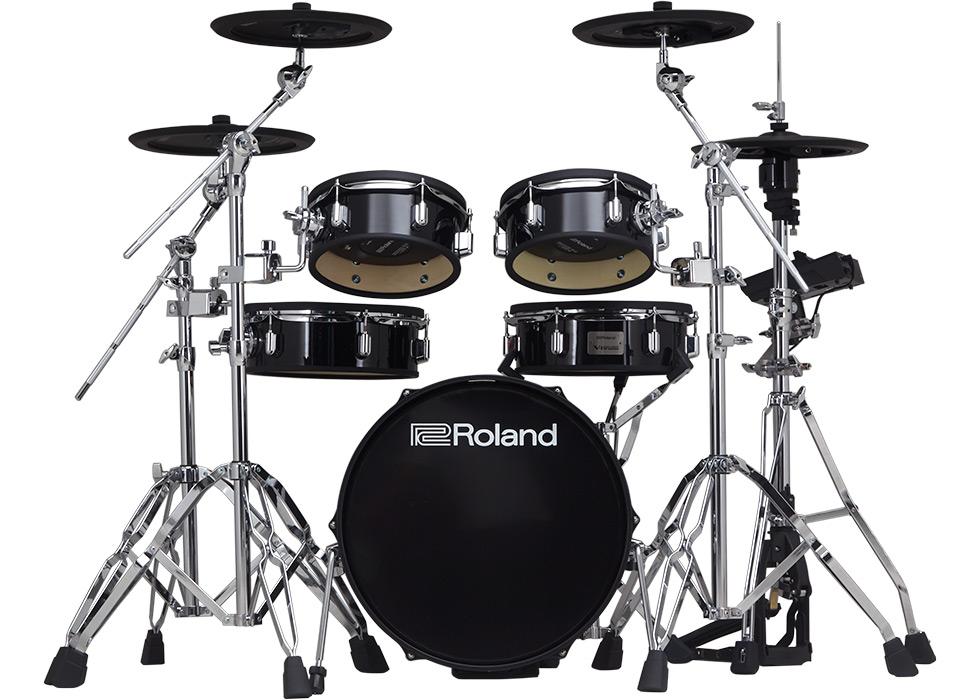 Giới thiệu thiết kế âm thanh V-Drums V-Drums Acoustic Design là một trải nghiệm V-Drums hoàn toàn mới