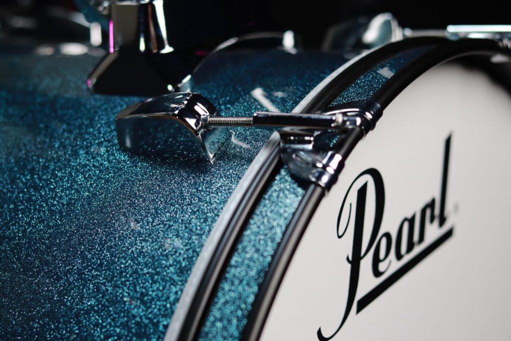 Hãng Pearl nâng cấp các bộ trống đầu năm 2021