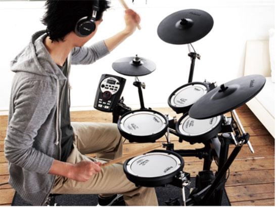 Trống jazz và trống điện tử khác nhau ở đâu 2