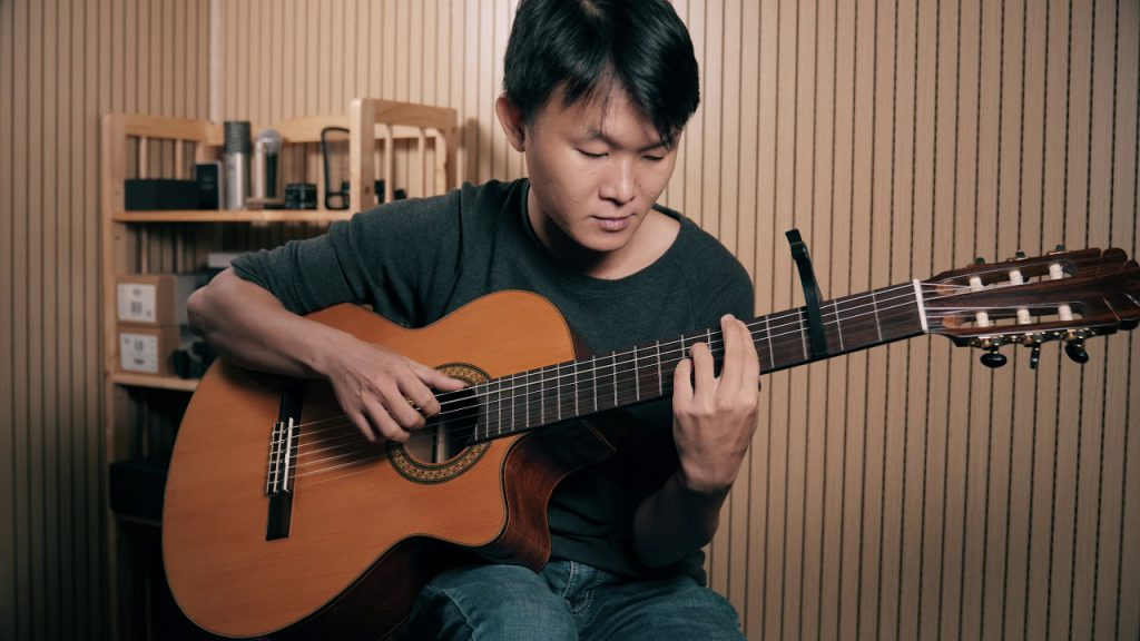 Mẹo hay lựa chọn đàn guitar chất lượng 2